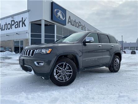 2019 Jeep Grand Cherokee Limited (Stk: 19-95790RJB) in Barrie - Image 1 of 30