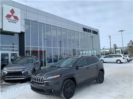 2014 Jeep Cherokee North (Stk: BM4026) in Edmonton - Image 1 of 20
