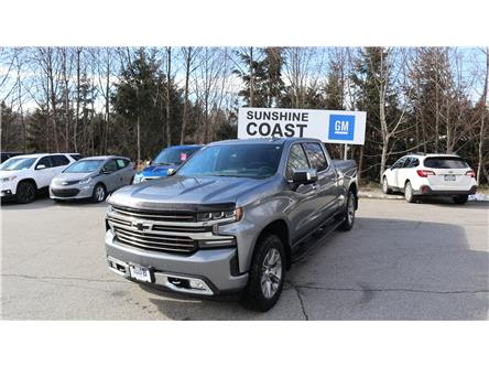 2019 Chevrolet Silverado 1500 High Country (Stk: SC0222) in Sechelt - Image 1 of 15