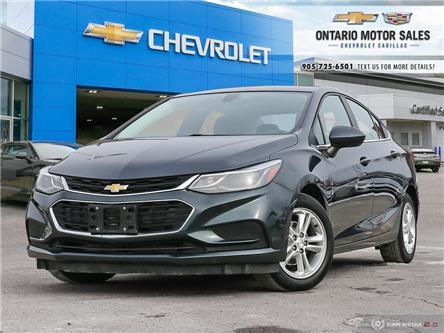 2017 Chevrolet Cruze LT Auto (Stk: 14029A) in Oshawa - Image 1 of 36