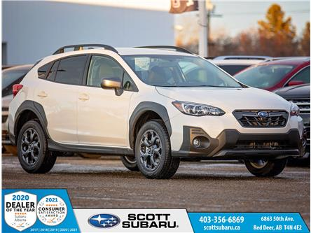2021 Subaru Crosstrek Outdoor (Stk: 289647) in Red Deer - Image 1 of 18