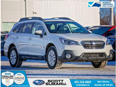 2018 Subaru Outback 2.5i Touring (Stk: 00224U) in Red Deer - Image 1 of 15