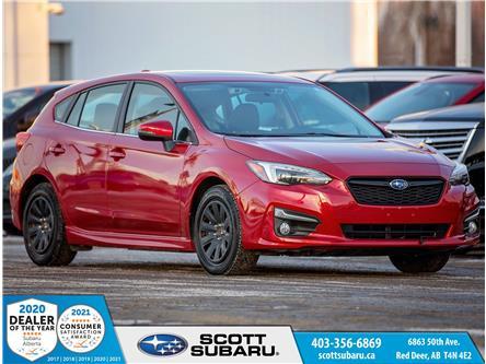 2019 Subaru Impreza Sport-tech (Stk: SS0412) in Red Deer - Image 1 of 15