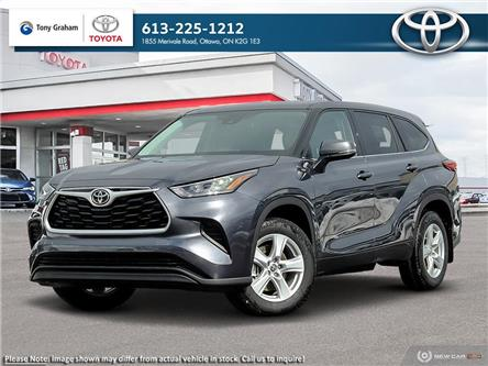 2020 Toyota Highlander LE (Stk: 59364) in Ottawa - Image 1 of 23