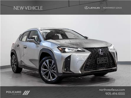 2021 Lexus UX 250h Base (Stk: 36983) in Brampton - Image 1 of 25