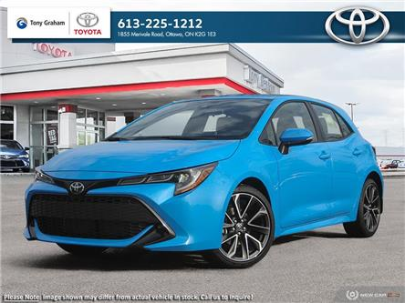 2021 Toyota Corolla Hatchback Base (Stk: 60018) in Ottawa - Image 1 of 23