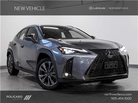 2021 Lexus UX 250h Base (Stk: 37029) in Brampton - Image 1 of 22