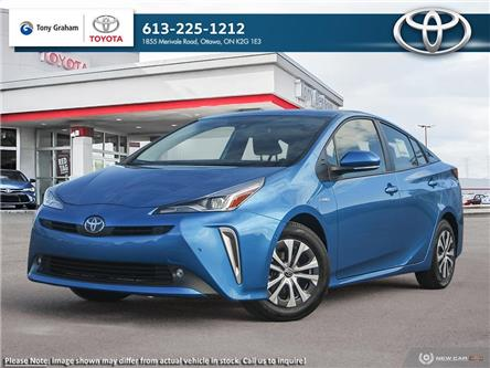 2021 Toyota Prius Technology (Stk: 60079) in Ottawa - Image 1 of 23