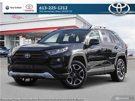 2021 Toyota RAV4 Trail (Stk: 60135) in Ottawa - Image 1 of 23