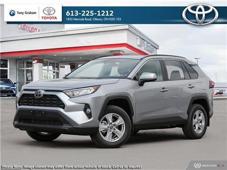 2021 Toyota RAV4 XLE (Stk: 60132) in Ottawa - Image 1 of 24