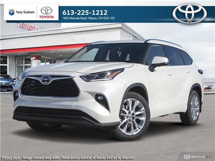 2020 Toyota Highlander Limited (Stk: 59088) in Ottawa - Image 1 of 23