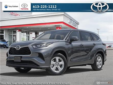 2020 Toyota Highlander L (Stk: 59407) in Ottawa - Image 1 of 23
