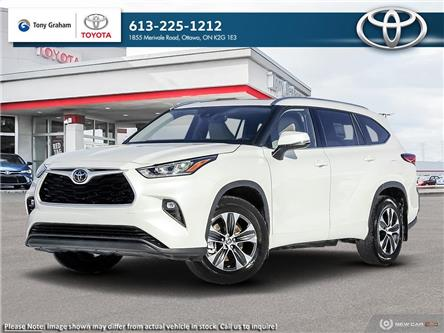 2020 Toyota Highlander XLE (Stk: 59823) in Ottawa - Image 1 of 22