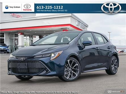 2021 Toyota Corolla Hatchback Base (Stk: 60073) in Ottawa - Image 1 of 23