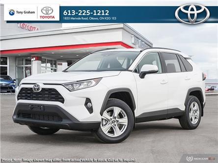 2021 Toyota RAV4 XLE (Stk: 60131) in Ottawa - Image 1 of 23