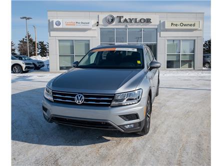 2020 Volkswagen Tiguan IQ Drive (Stk: 6800) in Regina - Image 1 of 32