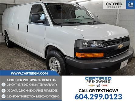 2020 Chevrolet Express 2500 Work Van (Stk: P9-63540) in Burnaby - Image 1 of 21