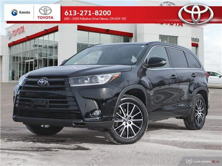 2017 Toyota Highlander  (Stk: M3018) in Ottawa - Image 1 of 28