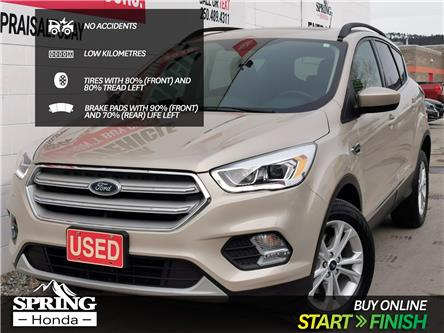 2018 Ford Escape SEL (Stk: B11883) in North Cranbrook - Image 1 of 17