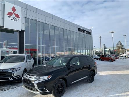 2018 Mitsubishi Outlander SE Anniversary Edition (Stk: BM4035) in Edmonton - Image 1 of 21