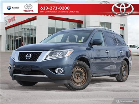 2014 Nissan Pathfinder  (Stk: 90758A) in Ottawa - Image 1 of 28