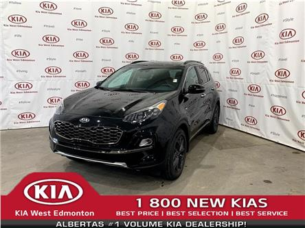2021 Kia Sportage EX Premium S (Stk: 22811) in Edmonton - Image 1 of 28