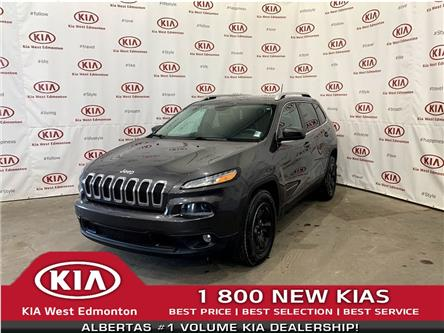 2014 Jeep Cherokee North (Stk: BM4026) in Edmonton - Image 1 of 21