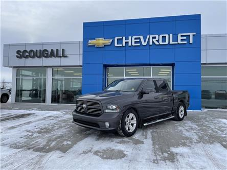 2014 RAM 1500 Sport (Stk: 224826) in Fort MacLeod - Image 1 of 14