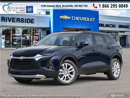 2021 Chevrolet Blazer True North (Stk: 21-164) in Brockville - Image 1 of 23