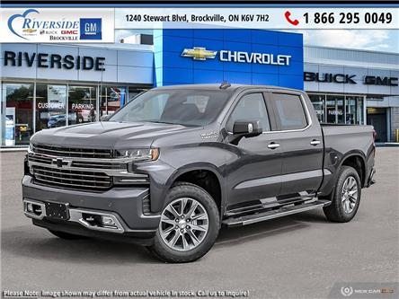 2021 Chevrolet Silverado 1500 High Country (Stk: 21-172) in Brockville - Image 1 of 22