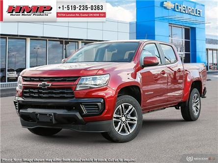 2021 Chevrolet Colorado WT (Stk: 89796) in Exeter - Image 1 of 22