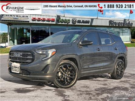 2019 GMC Terrain SLE (Stk: N20220A) in Cornwall - Image 1 of 19