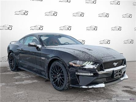 2021 Ford Mustang GT Premium (Stk: C1068) in St. Thomas - Image 1 of 28