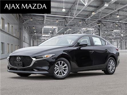 2020 Mazda Mazda3 GS (Stk: 20-1393) in Ajax - Image 1 of 23