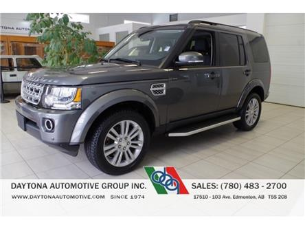 2015 Land Rover LR4 Base (Stk: 2049) in Edmonton - Image 1 of 30