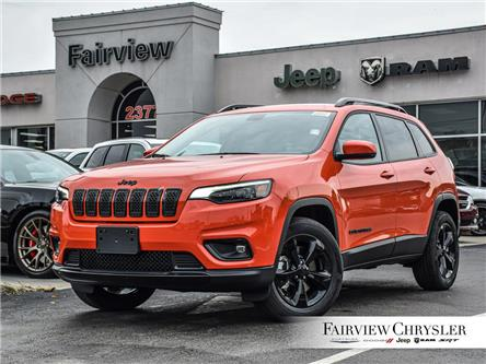 2021 Jeep Cherokee Altitude (Stk: MD112) in Burlington - Image 1 of 30