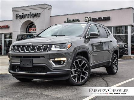 2021 Jeep Compass Limited (Stk: MT141) in Burlington - Image 1 of 29