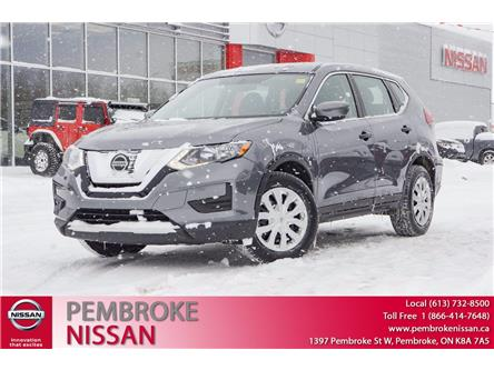 2018 Nissan Rogue S (Stk: 20210A) in Pembroke - Image 1 of 26