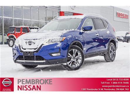 2019 Nissan Rogue SV (Stk: 21033A) in Pembroke - Image 1 of 30