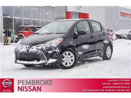 2017 Toyota Yaris LE (Stk: 20211A) in Pembroke - Image 1 of 25