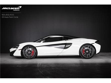 2017 McLaren 570S Coupe (Stk: JJ001) in Woodbridge - Image 1 of 19
