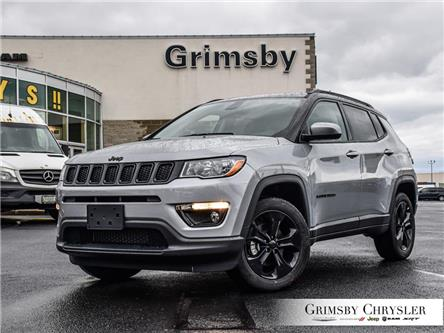 2021 Jeep Compass Altitude (Stk: N21043) in Grimsby - Image 1 of 29