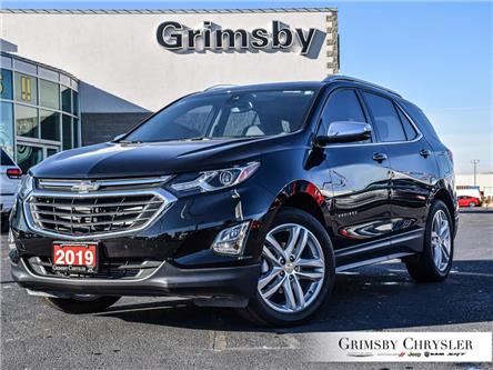2019 Chevrolet Equinox Premier (Stk: U5016A) in Grimsby - Image 1 of 28