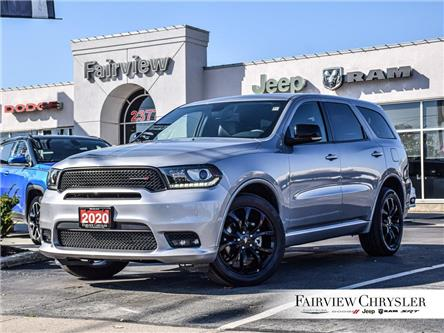 2020 Dodge Durango GT (Stk: U18099DR) in Burlington - Image 1 of 30