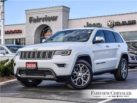 2020 Jeep Grand Cherokee Limited (Stk: U18151) in Burlington - Image 1 of 27