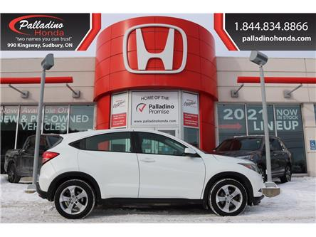 2017 Honda HR-V LX (Stk: U9896) in Sudbury - Image 1 of 33
