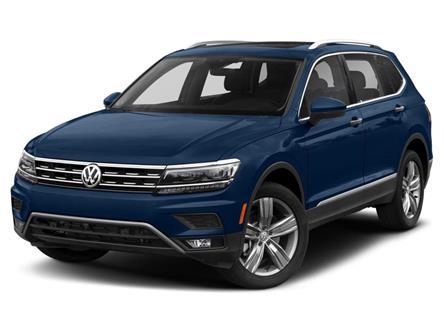 2021 Volkswagen Tiguan Highline (Stk: V5700) in Newmarket - Image 1 of 9