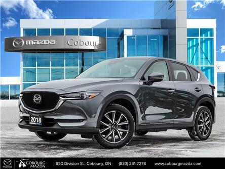 2018 Mazda CX-5 GT (Stk: 21117A) in Cobourg - Image 1 of 30