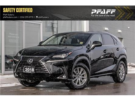 2018 Lexus NX 300 Base (Stk: SU0301) in Guelph - Image 1 of 21
