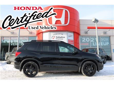 2019 Honda Passport Touring (Stk: U9913) in Greater Sudbury - Image 1 of 42